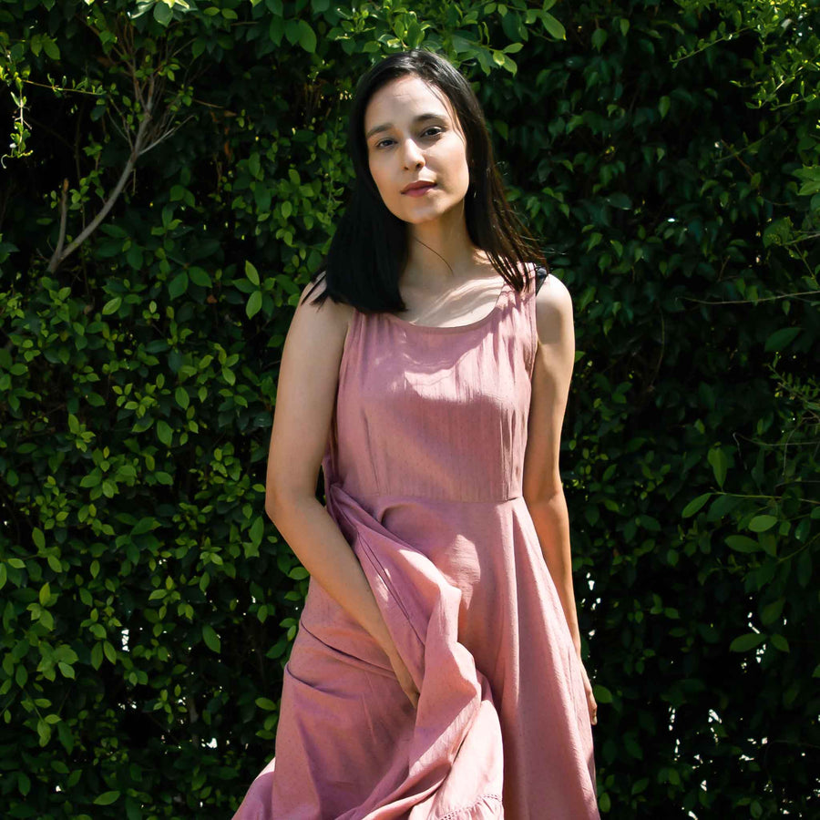 Brunch or Stay At Home Maxi - Ethical made fashion - onlyethikal
