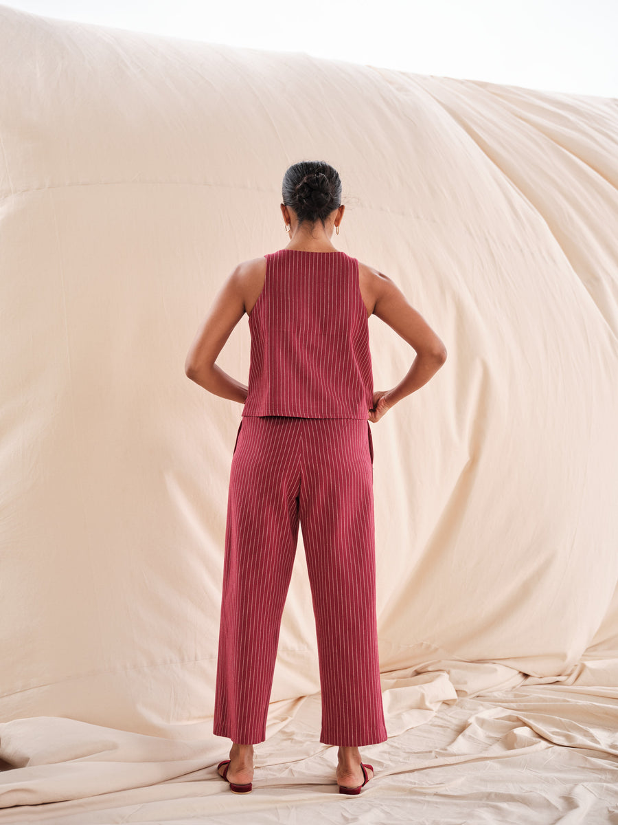Borma pants - Ethical made fashion - onlyethikal