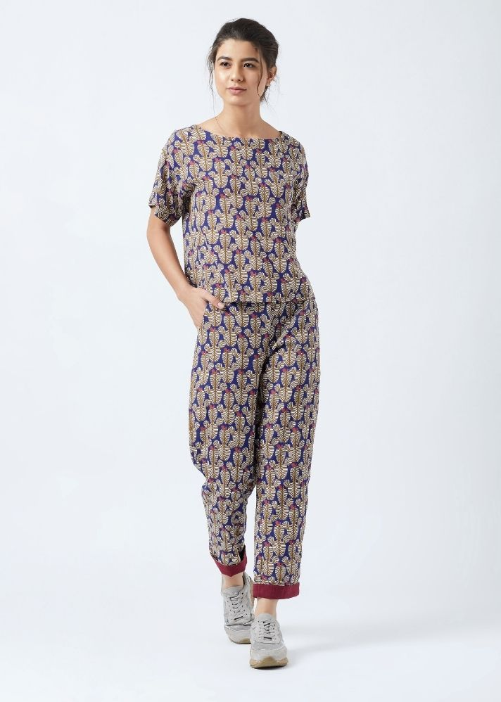 Gail Pants - Ethical made fashion - onlyethikal