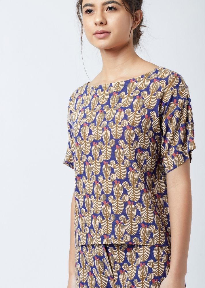 Gail Top - Ethical made fashion - onlyethikal