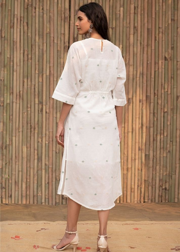 Nazm Dress - Ethical made fashion - onlyethikal