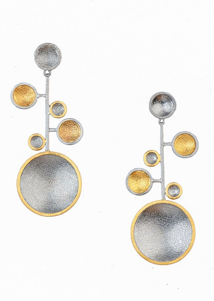 Early Hours Earring - Ethical made fashion - onlyethikal