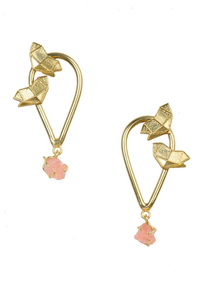 Up High Butterfly Earrings - Ethical made fashion - onlyethikal