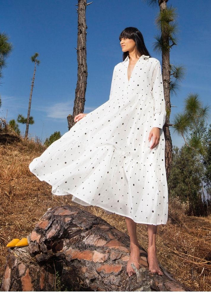 Mountain Whisperer Dress - onlyethikal