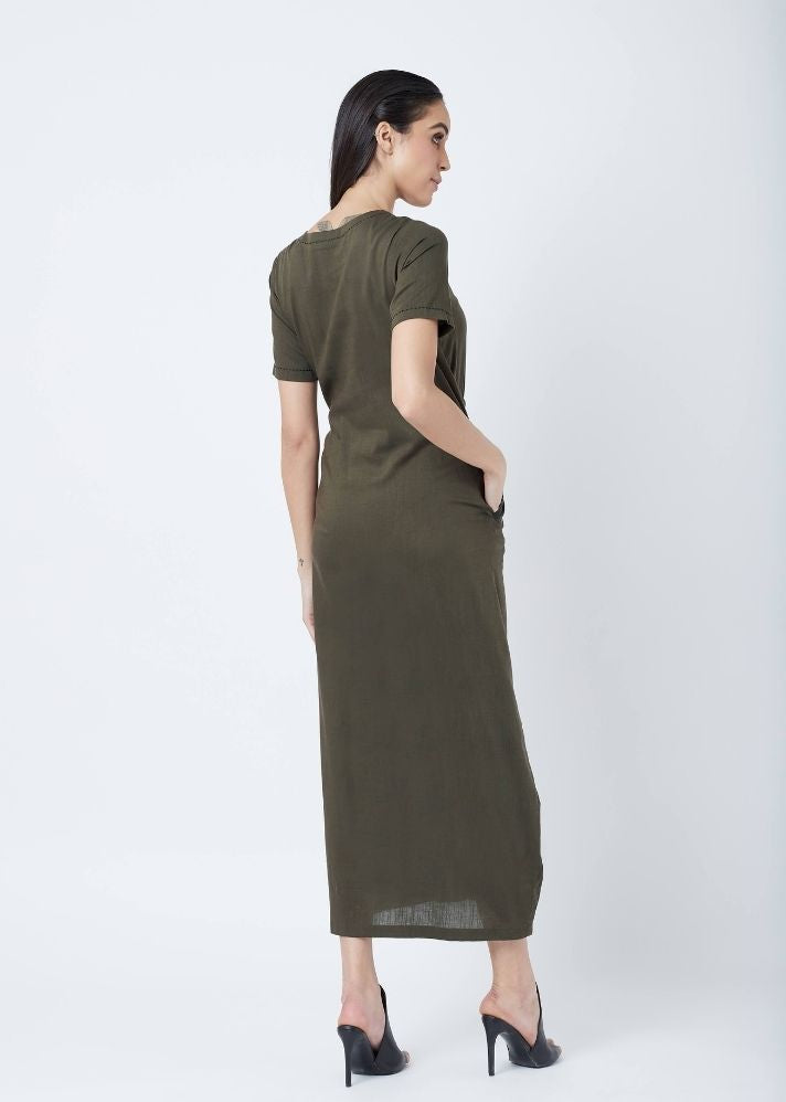 Yuki Wrap Dress - onlyethikal