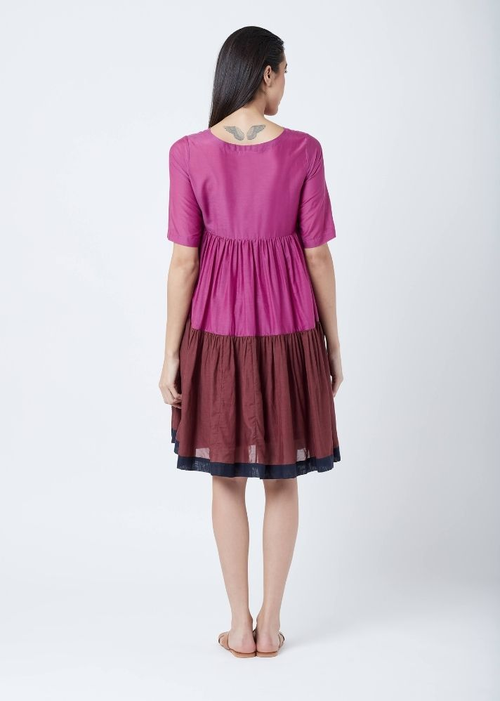 Ceballos Pink Dress - onlyethikal