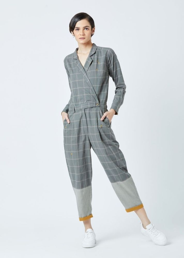 Jetson Jumpsuit - Ethical made fashion - onlyethikal