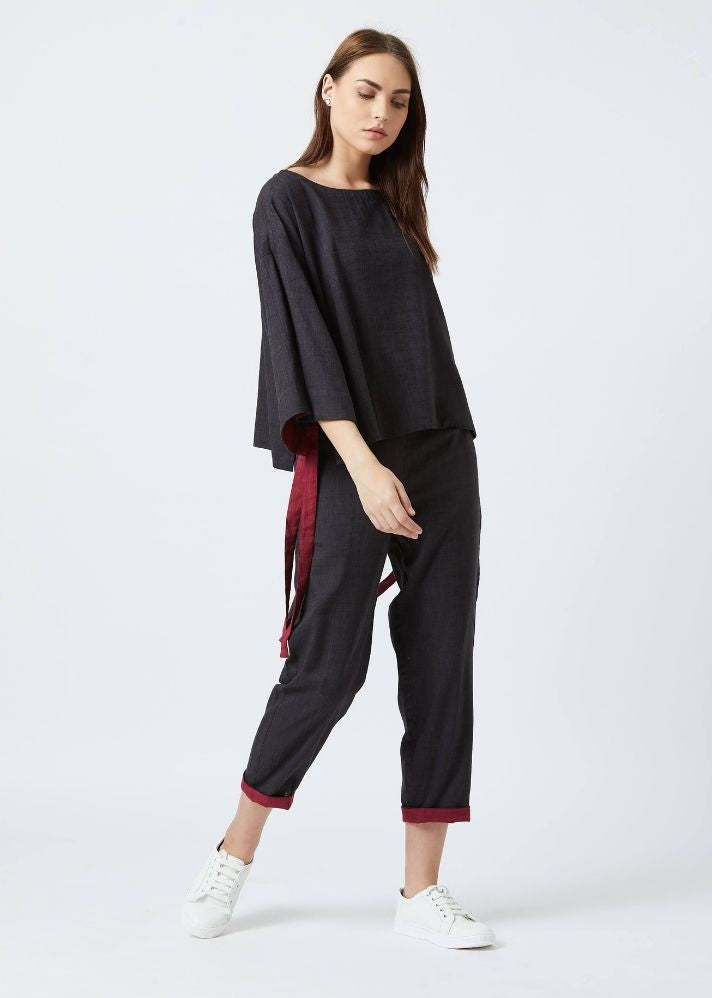 Black Jade  Top and Pants set - onlyethikal