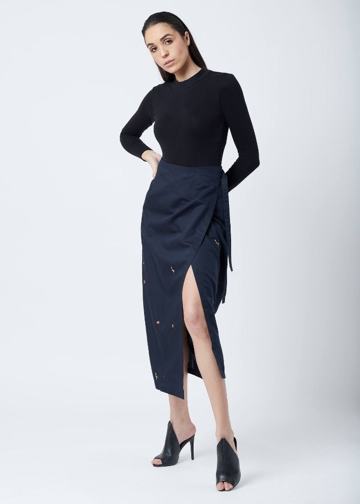 Alicia Black Skirt - onlyethikal