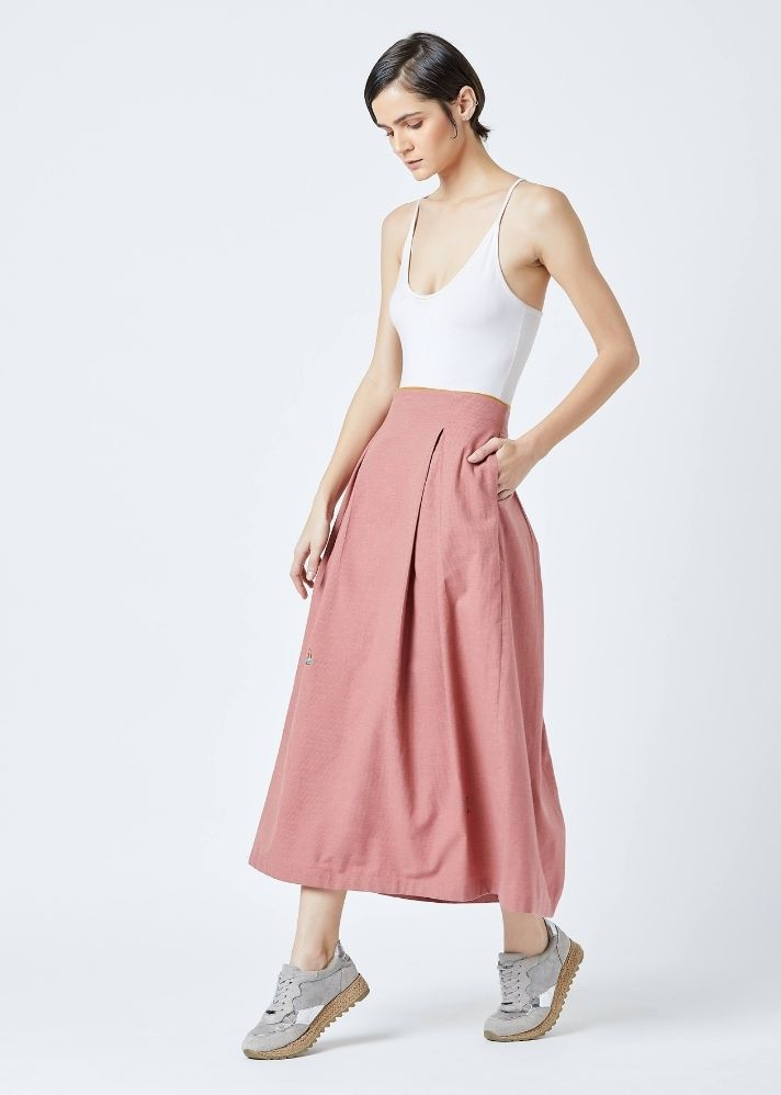 Davis Pleated Skirt - onlyethikal