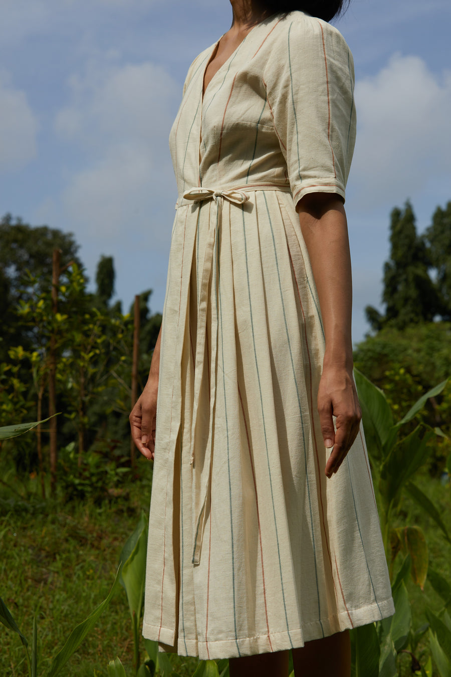 Yarrow Dress - Ethical made fashion - onlyethikal