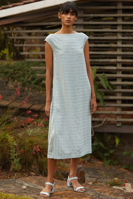 Baya Midi Dress - Ethical made fashion - onlyethikal