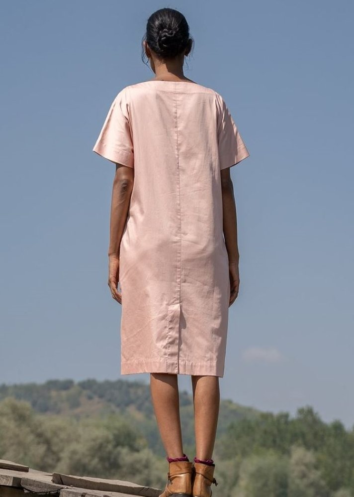 Elementary shift dress - Ethical made fashion - onlyethikal
