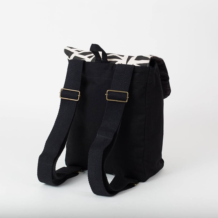 Getaway backpack - Ethical made fashion - onlyethikal