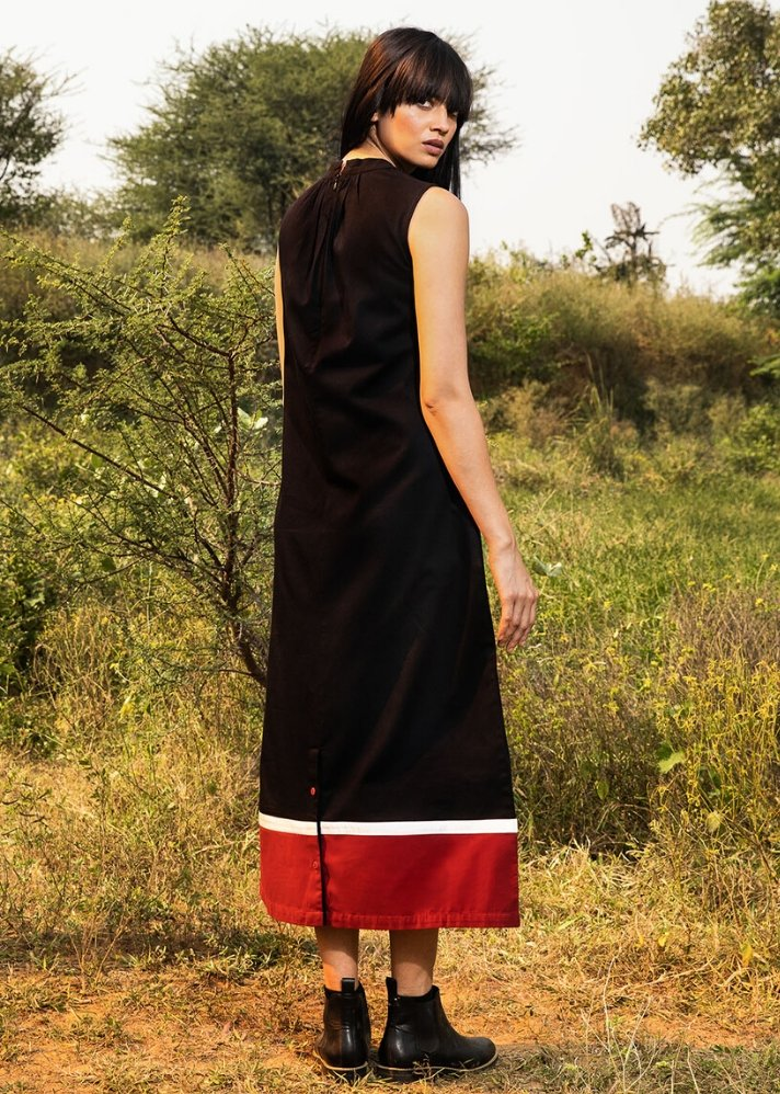 Jade maxi dress - Ethical made fashion - onlyethikal