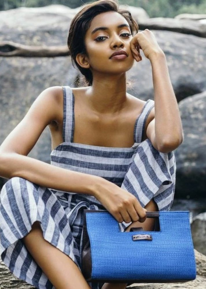 Jessica Clutch - Ethical made fashion - onlyethikal