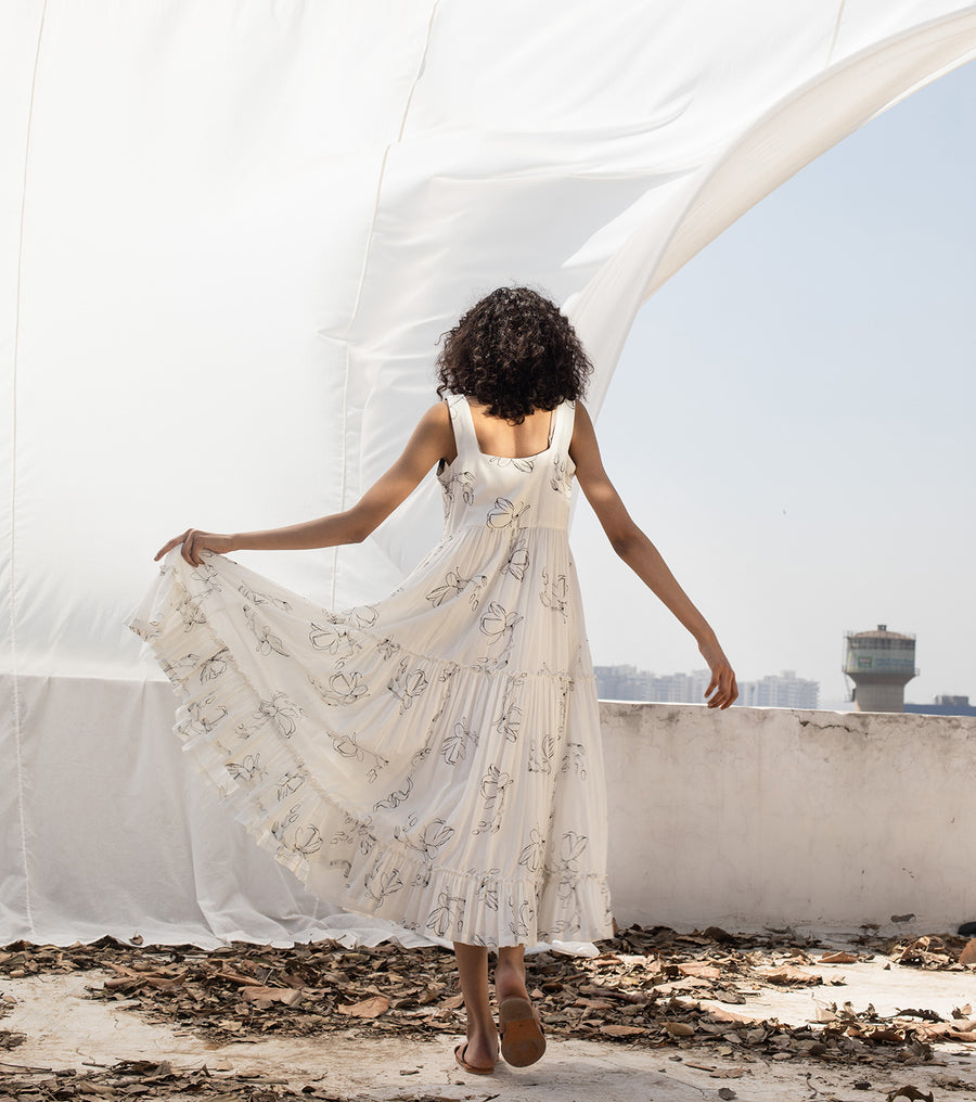 Make My Day Tent Dress - Ethical made fashion - onlyethikal