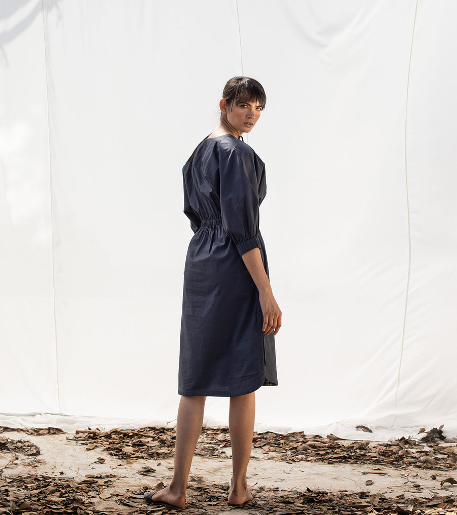 Over the Moon Anti-Fit Dress - Ethical made fashion - onlyethikal
