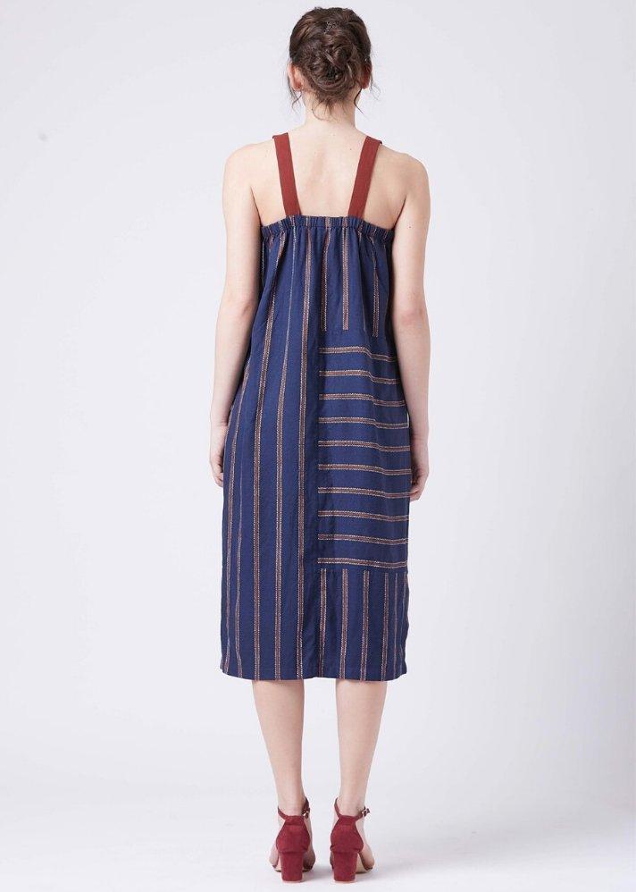 Moore Dress - Ethical made fashion - onlyethikal