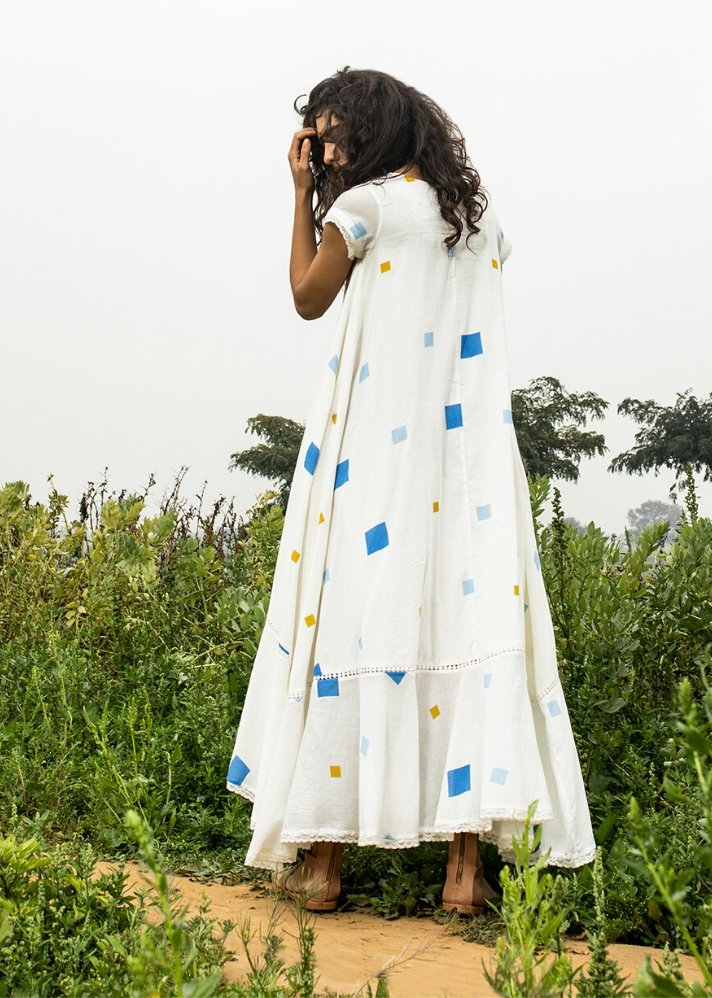 Mulmul maxi dress - onlyethikal