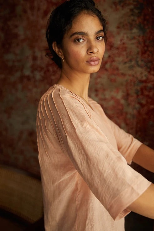 Opel Khadi Cotton Top - Ethical made fashion - onlyethikal