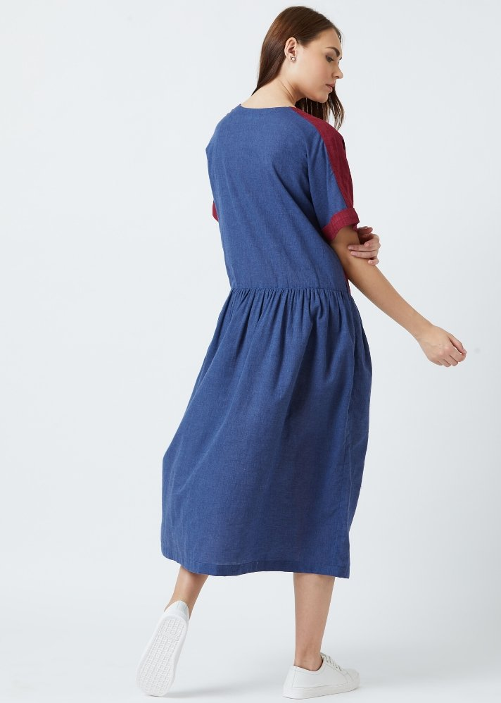 Ready to ship! Overlap dress - onlyethikal