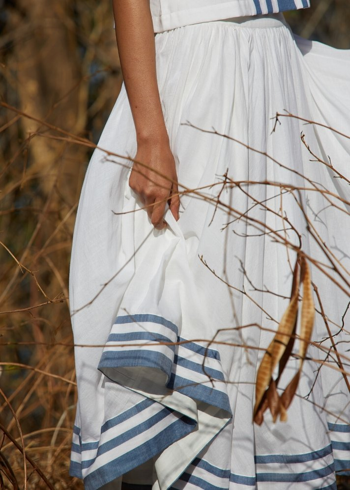 Penelope Skirt - Ethical made fashion - onlyethikal