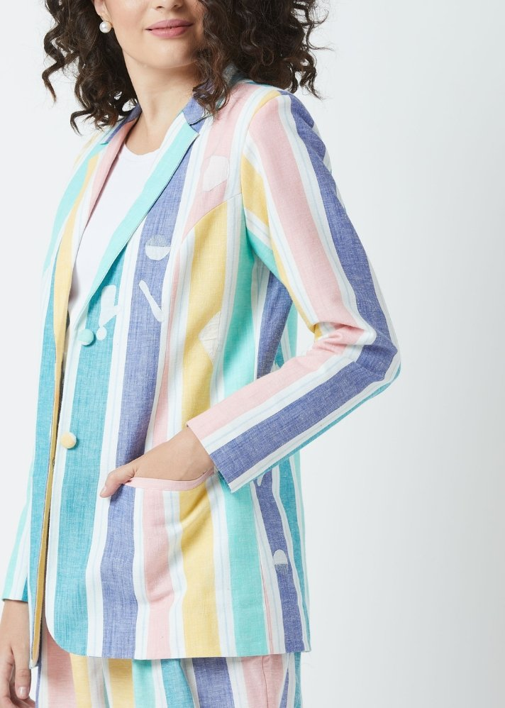 Roberta Jacket - Ethical made fashion - onlyethikal