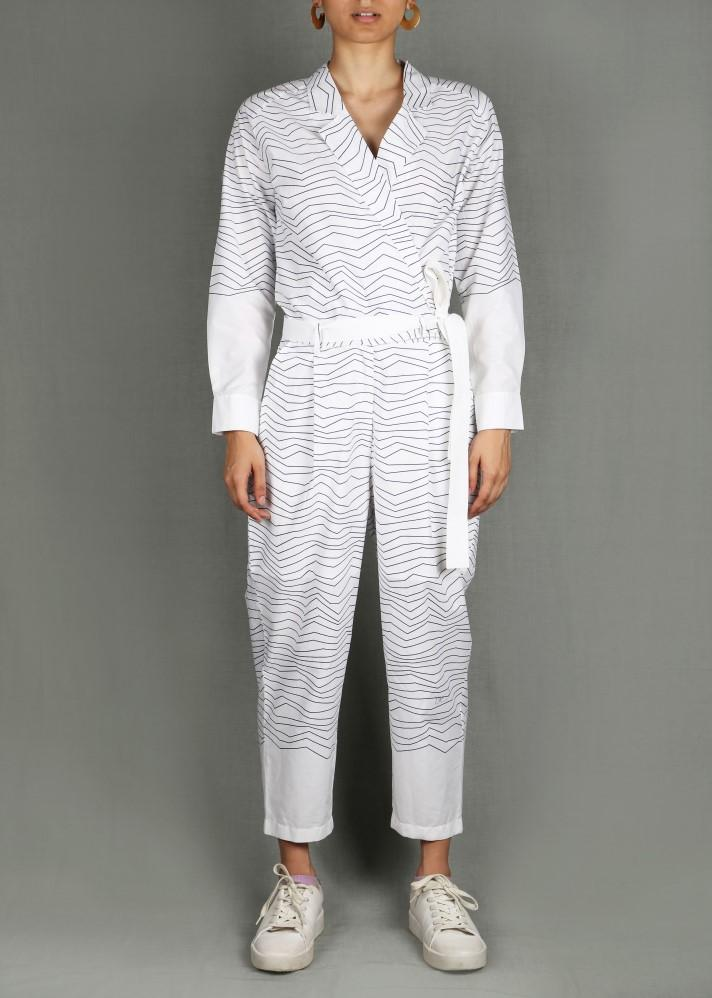 Striped Jumpsuit - onlyethikal