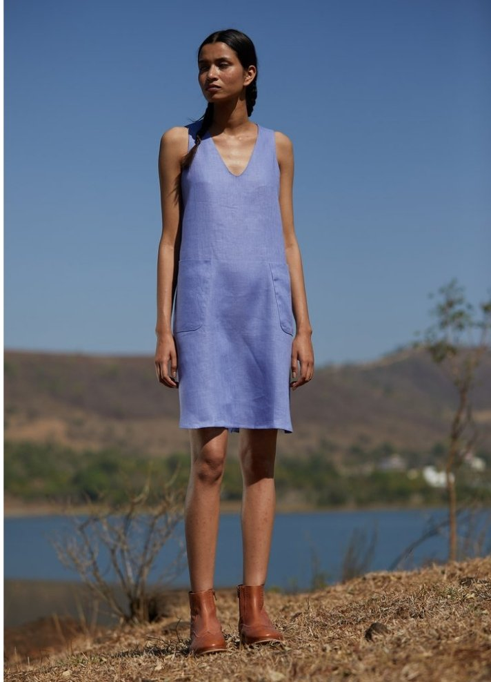 Summer Shift dress - Ethical made fashion - onlyethikal