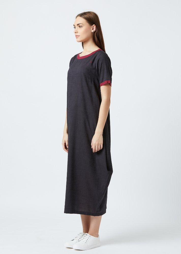 Ready to ship! Tent dress - Black - onlyethikal