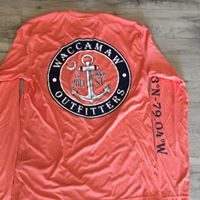Load image into Gallery viewer, Waccamaw Outfitters Long Sleeve Vapor Shirts