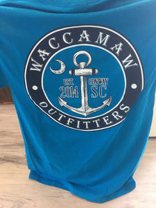 Waccamaw Outfitter Logo Tee