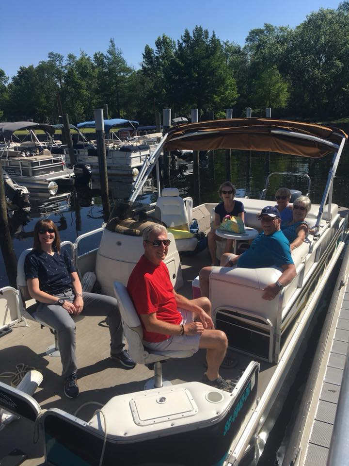 Pontoon Tours