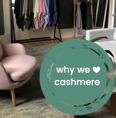 Why We Love Cashmere