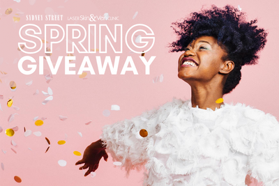 Win A $300 Spring Makeover!