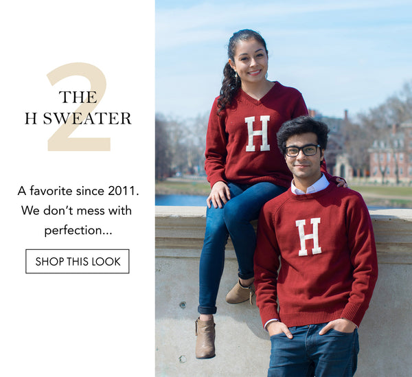 The H Sweater Look