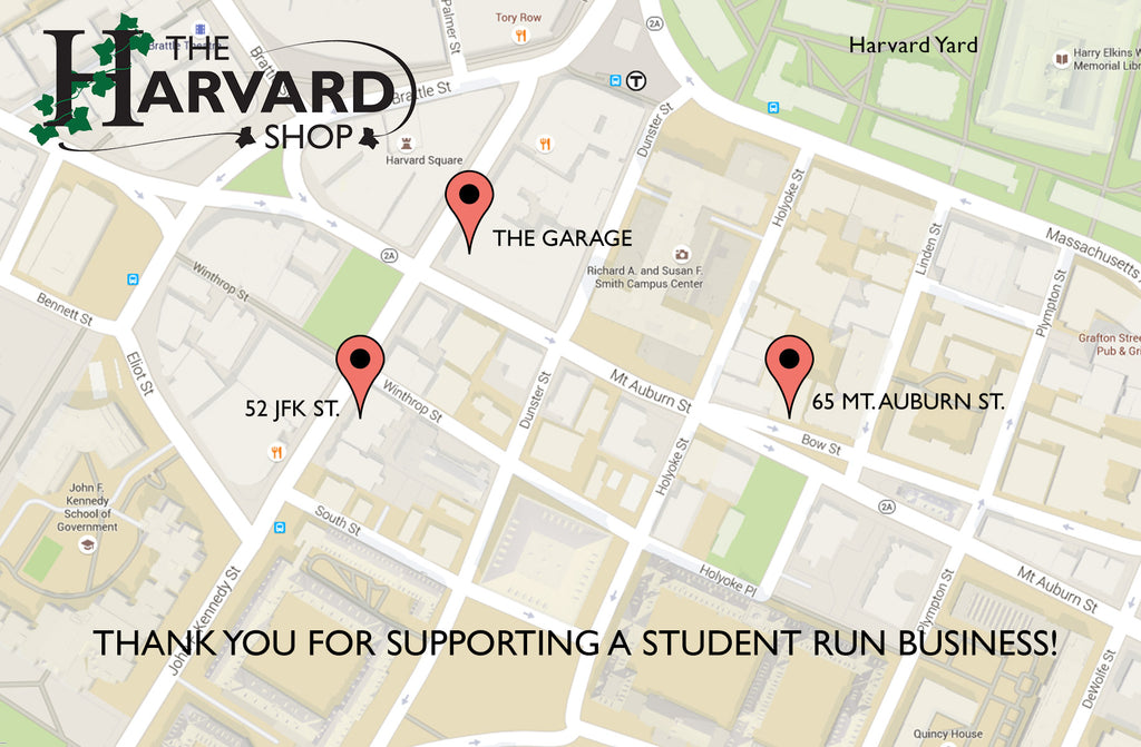 Store Locations Harvard Square