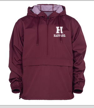 Harvard Windbreaker Jacket