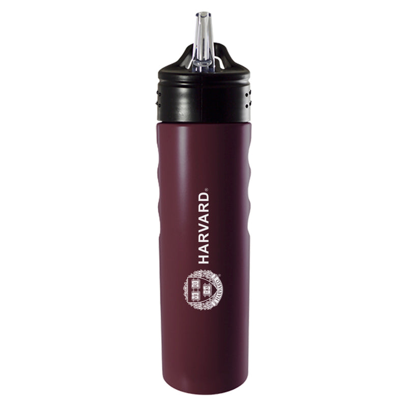 Harvard 24 oz. Grip Water Bottle