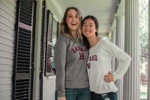 Ladies' Harvard Cozy Crew