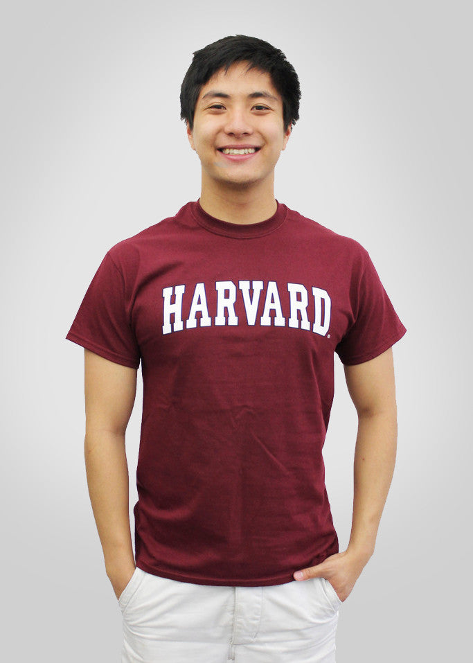 Harvard Arc T Shirt The Harvard Shop