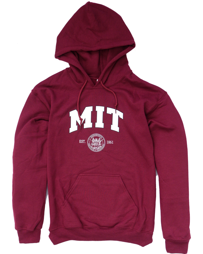 MIT Hooded Sweatshirt
