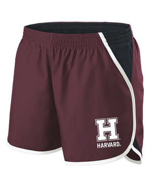 Harvard Elite Ladies' Athletic Shorts