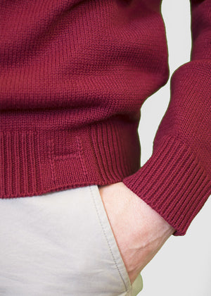 H Sweater Detail