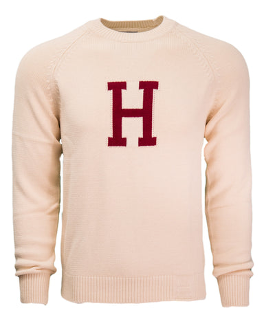 Premium Cotton H Sweater