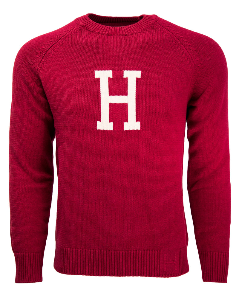 Merino Wool H Sweater