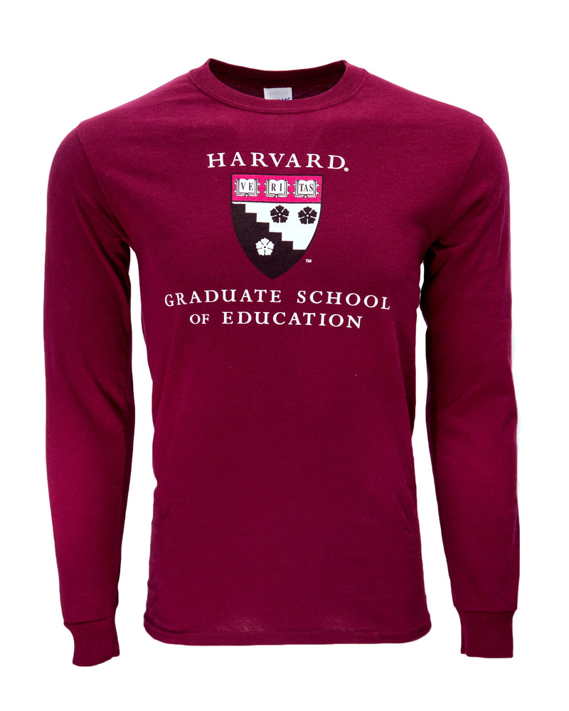 Harvard Graduate School of Education Long Sleeve T-Shirt