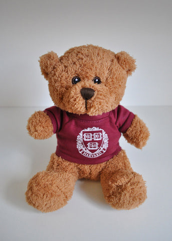 Harvard Teddy Bear Light Brown