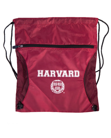 Harvard Cinch Bag